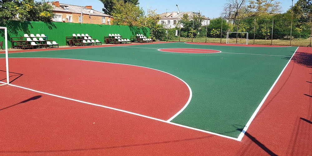 Покрытия для спортивных залов, площадок